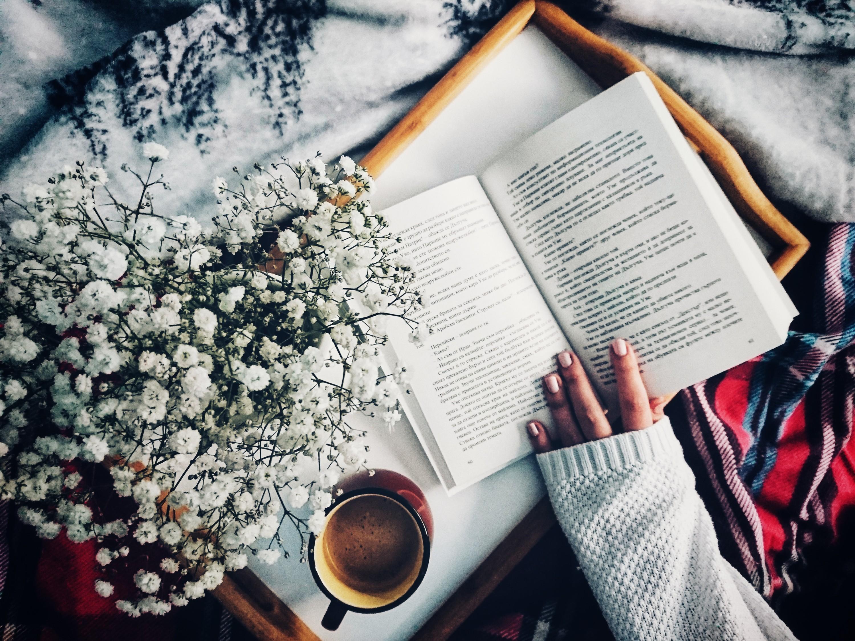 5 факта за мен, книгите и четенето – Hrisilandia